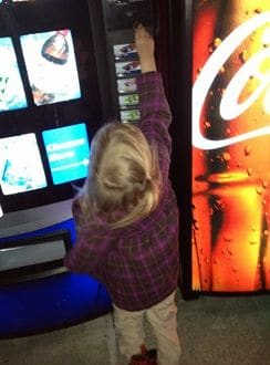 Random Acts of Kindness 2 change in soda machine