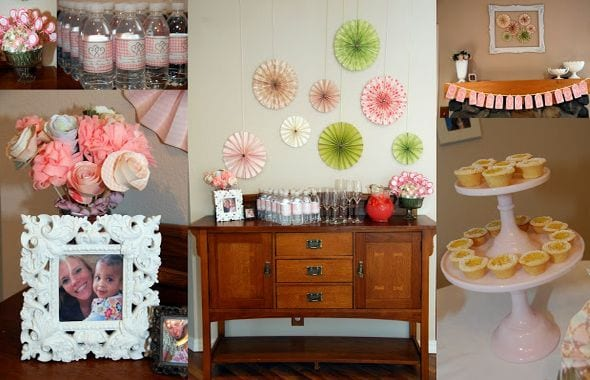 Shabby Chic Collage
