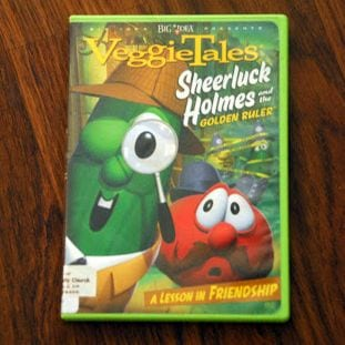 Kindness with the VeggieTales