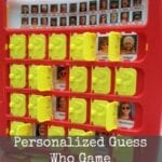 Classroom Auction Idea – Personalized Guess Who Game