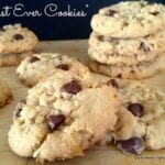 """Best Ever Cookies"""