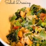 Napoleon Caesar Salad Dressing Recipe