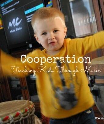 Teaching Kids Cooperation Through Music