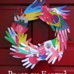 Peace on Earth? A Lesson and Craft for Teaching Kids