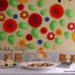 Spring Birthday Party for Kenzie