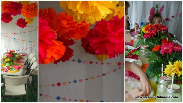 1-#spring #party #decoration