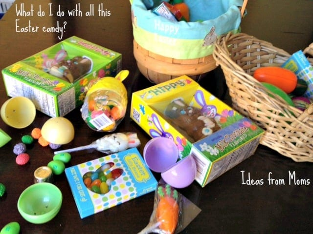 #Easter #candy managing kids