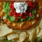 Mexican Layer Dip with Kraft Fresh Take