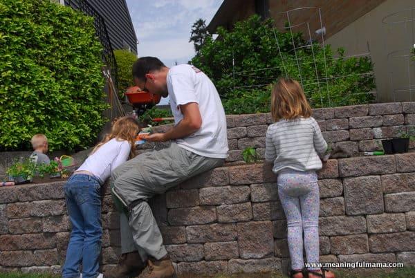 1-#planting a garden #2013-022