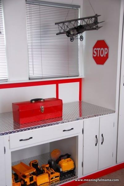1-#garage #race car #boys room-024