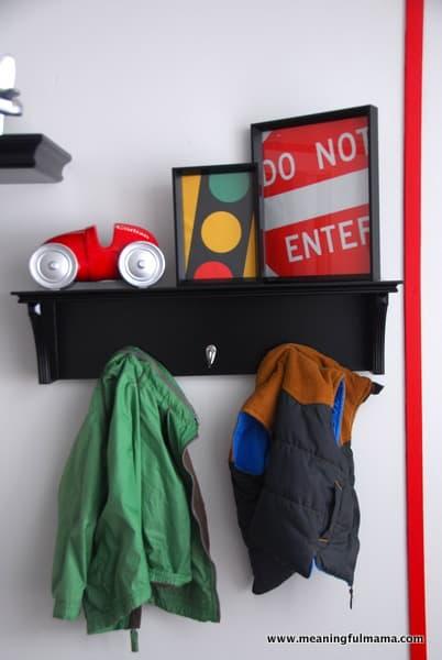 1-#garage #race car #boys room-046