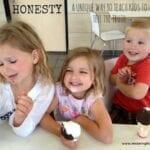 Teaching Kids to be Honest