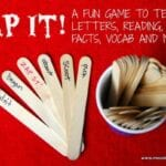 Zap It! A Learning Game for Kids