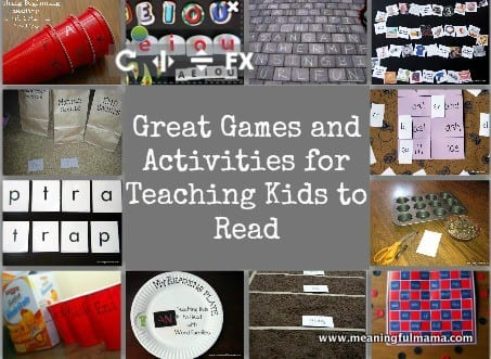 1-#reading #games #activities #teaching #kids