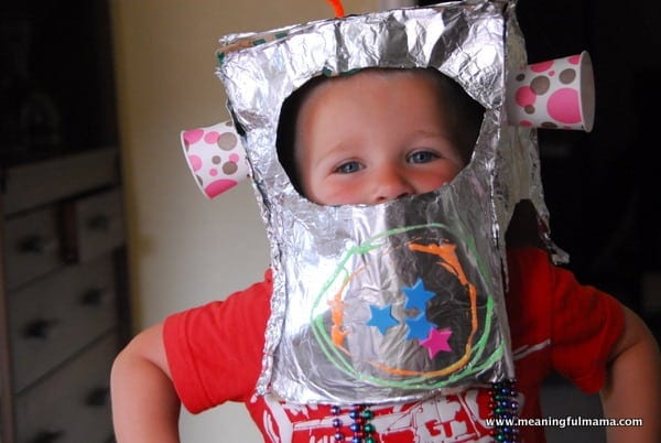 1-#robot mask #diy #crafts for kids-063
