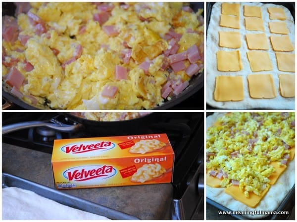 1-#breakfast #Stromboli #Velveeta Cheese #recipe