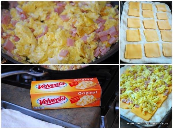 1-#breakfast #Stromboli #Velveeta Cheese #recipe