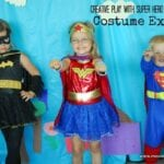 Playing Dress Up Promotes Creative Play