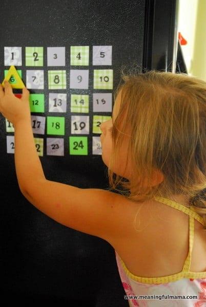 1-#countdown #calendar #reusable #magnetic #diy-068