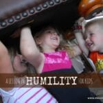Teaching Kids Humility