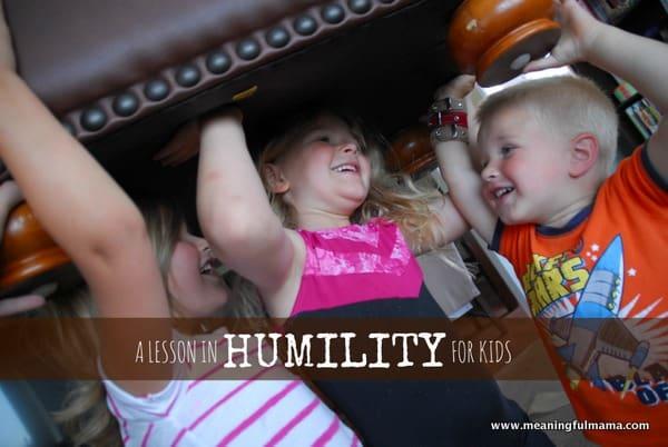1-#humility #teaching kids #Bible #Sunday school-015