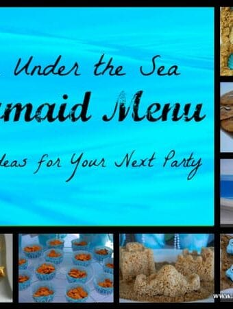 Mermaid Party Food Ideas
