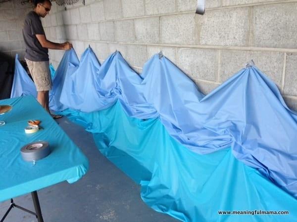 1-#mermaid party #decoration #ideas