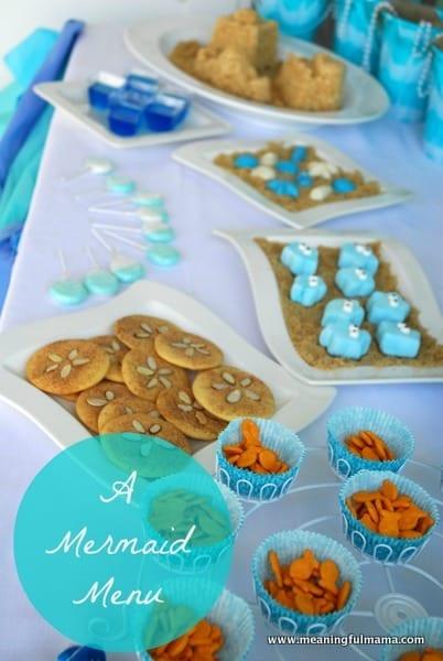 1-#mermaid party #food ideas #menu-009