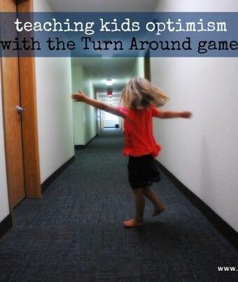 Teaching Optimism to Kids