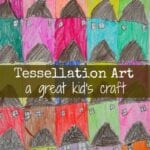 Tessellation Art for Kids