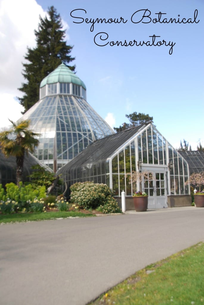 #Seymour Botanical Conservatory #free things #tacoma