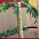 How to Make a Fake Palm Tree