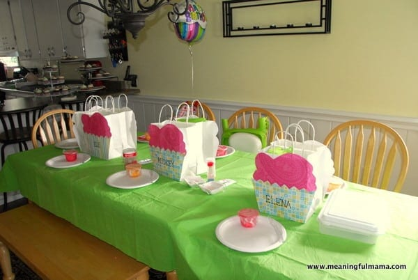 1-#topsy turvy cake #1st birthday #cupcake party-006