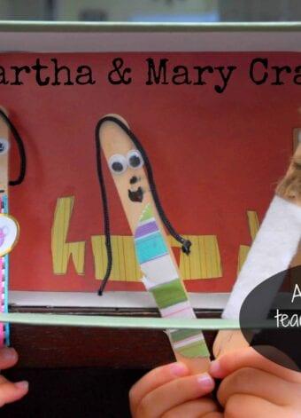 Mary & Martha Craft Teaches Availability