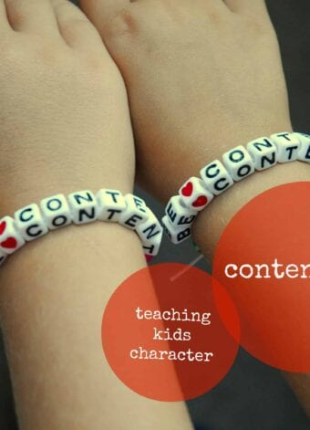 Teaching Contentment with the Complaining Game