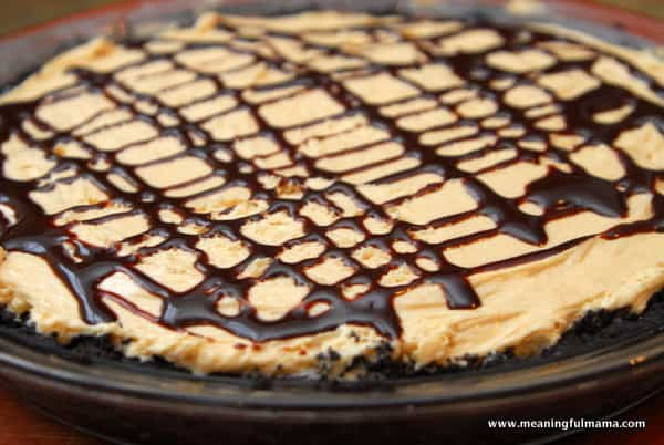1-#Peanut Butter Pie #cool whip #cream cheese #recipe-014