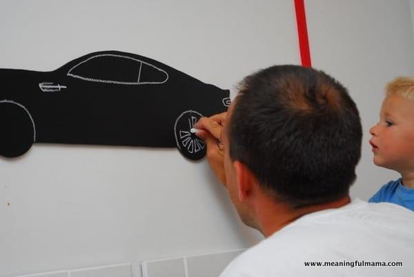 1-#chalkboard #diy #custom shape #jigsaw-012