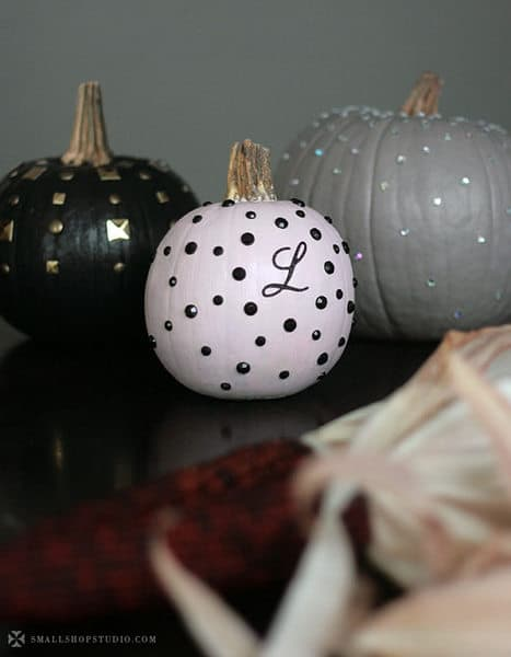 1-#pumpkins #no carve #beautiful-008