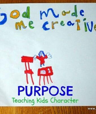 Helping Children Find their Purpose