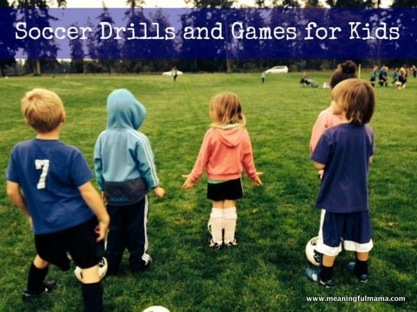 1-#soccer #drills #games #kids #micros #preschool