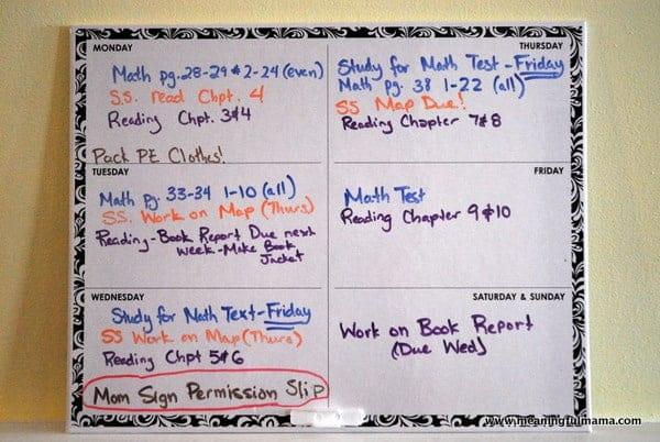 1-#study skills #study habits #tips #sylvan #organization-003