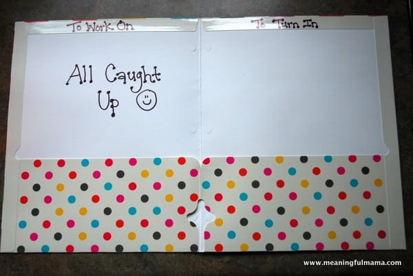 ways to organize for back to school