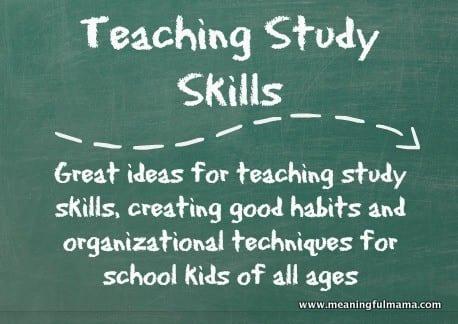 1-#study skills #teaching #study habits #Sylvan