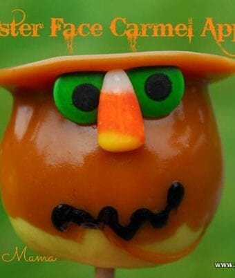 Carmel Apple Monsters