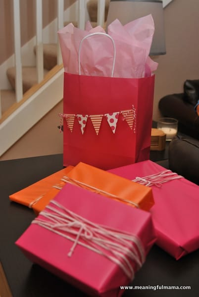 1-#first birthday #ideas #pink #orange11