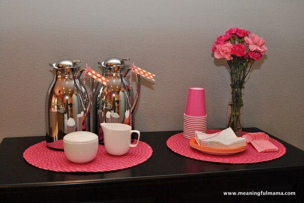 1-#first birthday #ideas #pink #orange8
