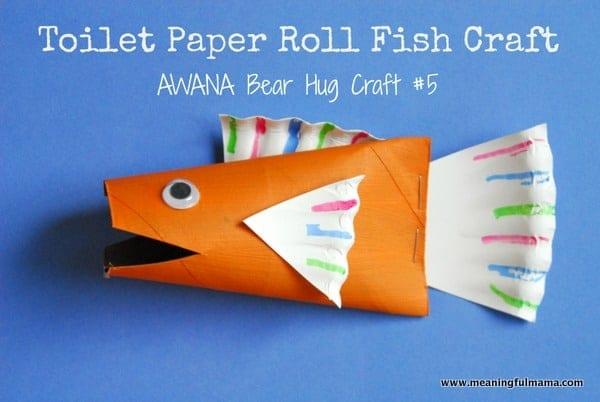1-#fish #toilet paper tube #craft #cubbies #bear hug 5-009