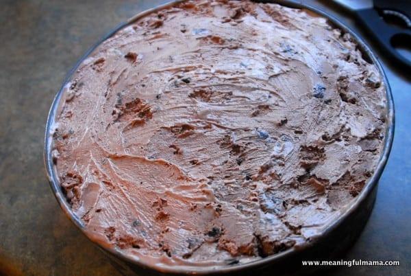 1-#ice cream cake #triple layer #recipe -015