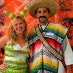 Piñata Costume and More Great Couple Costumes