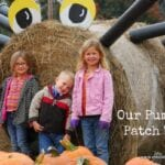Going to the Pumpkin Patch